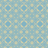 Abstrat vintage seamless pattern. Stock Photo