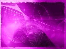 Abstrato refrigere ondas Imagens de Stock