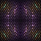 Abstrct Background. Digital Art. Technologies of fractal graphic royalty free illustration