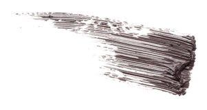 Abstrichfarbe der Wimperntusche Lizenzfreies Stockfoto