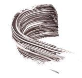 Abstrichfarbe der Wimperntusche Stockfotos