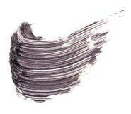 Abstrichfarbe der Wimperntusche Lizenzfreie Stockbilder