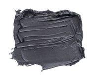 Abstrichfarbe von Kosmetik- und Schönheitsprodukten Stockfoto