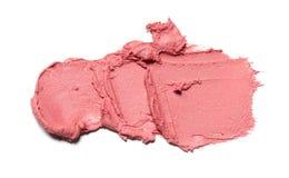Abstrichfarbe von Kosmetik- und Schönheitsprodukten Stockfotografie