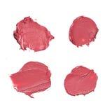 Abstrichfarbe von Kosmetik- und Schönheitsprodukten Lizenzfreies Stockbild