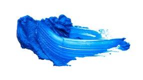 Abstrichfarbe von kosmetischen Produkten Stockfotografie