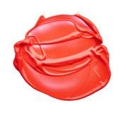 Abstrichfarbe von kosmetischen Produkten Lizenzfreie Stockbilder
