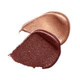 Abstrichfarbe von kosmetischen Produkten Lizenzfreie Stockfotografie