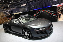 ABT Audi R8 Spyder Royalty Free Stock Photo