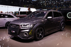 ABT Sportsline Audi Q7 Royalty Free Stock Photos