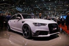 ABT Sportsline Audi RS6 Lizenzfreies Stockfoto