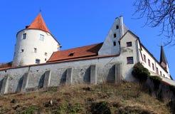 Abtei in bayerischem FÃ-¼ ssen Lizenzfreie Stockbilder