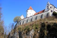 Abtei in bayerischem FÃ-¼ ssen Lizenzfreie Stockfotografie