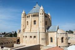 Abtei des Dormition Stockbild