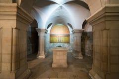 Abtei des Dormition in Jerusalem Lizenzfreie Stockbilder