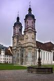 Abtei des Heiligen Gallen Stockfoto