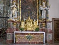 Abtei von St Peter im Schwarzwald Stockfoto