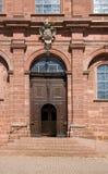 Abtei von St Peter im Schwarzwald Lizenzfreies Stockbild