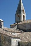 Abtei, Frankreich Stockfotografie