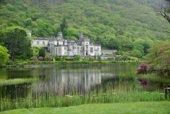 Abtei in Irland Stockfoto