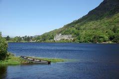 Abtei in Irland Lizenzfreies Stockfoto