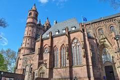 Abtei in Mainz Lizenzfreie Stockbilder