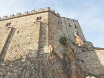 Abtei Sacra di San Michele Lizenzfreies Stockbild