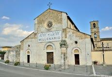 Abtei San Domenico Lizenzfreie Stockbilder