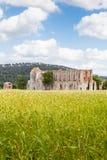 Abtei Sans Galgano Stockfotos