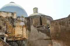 Abtei Sans Michele in Procida Stockfotos
