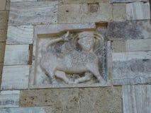 Abtei Sant Antimo in Montalcino Stockfotografie
