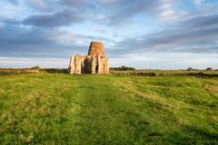 Abtei St. Benets in Norfolk Lizenzfreies Stockfoto