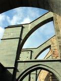Abtei St. Michel Stockfoto