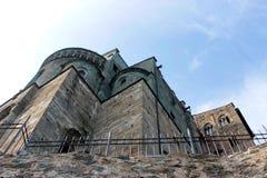 Abtei St. Michel Lizenzfreie Stockfotos