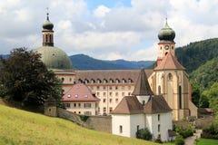 Abtei St. Trudperts Lizenzfreies Stockfoto