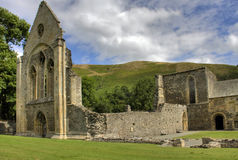 Abtei Valle-Crucis Lizenzfreie Stockfotos