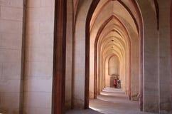 Abtei von Eberbach Stockbilder