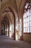Abtei von Eberbach Lizenzfreie Stockbilder