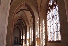 Abtei von Eberbach Lizenzfreies Stockfoto