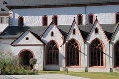 Abtei von Eberbach Lizenzfreies Stockbild
