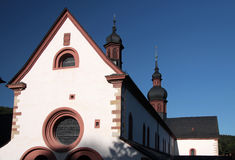 Abtei von Eberbach Stockfoto