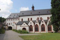 Abtei von Eberbach, Eltville, Deutschland Stockbild