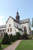 Abtei von Eberbach, Eltville, Deutschland Lizenzfreies Stockfoto