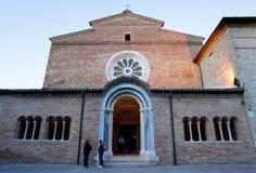 Abtei von Fiastra in Italien Lizenzfreies Stockfoto