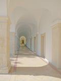 Abtei von Heiligenkreuz Stockbild