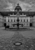 Abtei von Melk Stockfotografie