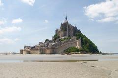 Abtei von Mont St Michel Stockbilder