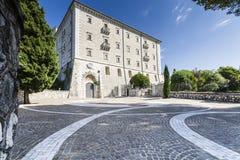 Abtei von Montecassino Lizenzfreie Stockfotografie