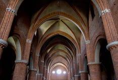 Abtei von Morimondo Lizenzfreies Stockbild