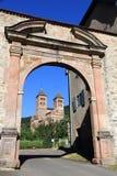 Abtei von Murbach, Elsass Lizenzfreie Stockbilder